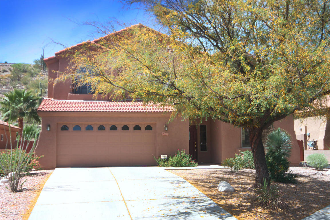 Sabino mountain blog for Cost to build a house in little rock